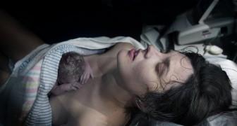 Subito dopo il parto vi è un rituale sacro che i medici raccomandano, e che spesso si dimentica