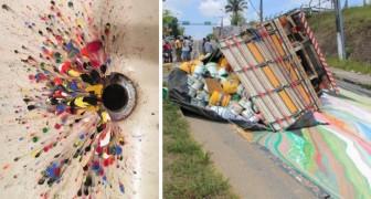 Das hebt die Laune: 11 fabelhafte Beispiele von Zufallskunst