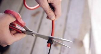 Estos son algunos usos de los ganchos elasticos al cual probablemente no habian jamas pensado