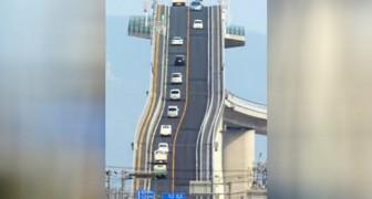 Este puente aterroriza tambien a los conductores mas temerosos: esto es lo que significa recorrerlo