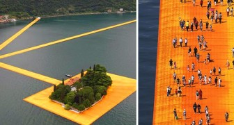 Floating Piers an artist's dream that enchanted the world!