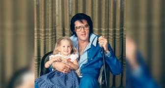 Listen to this duet by Elvis Presley and his daughter Lisa --- What a thrill!