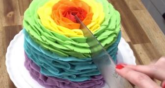 Quand vous verrez combien il est facile de réaliser ce gâteau, vous n'en croirez pas vos yeux!