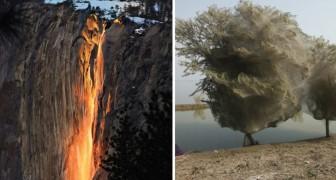16 spectaculaire verschijnselen door Moeder Natuur ondertekend waar jullie waarschijnlijk nog nooit van hebben gehoord ...