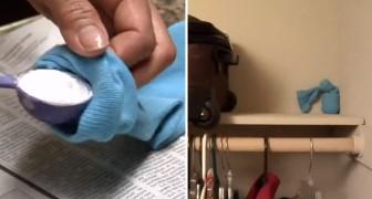 Bicarbonato di sodio: ecco come usarlo in modo ingegnoso nelle attività quotidiane