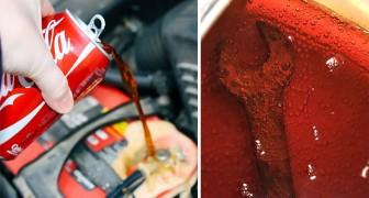 15 unerwartete und nützliche Sachen, die du mit Coca-Cola machen kannst, außer sie zu trinken