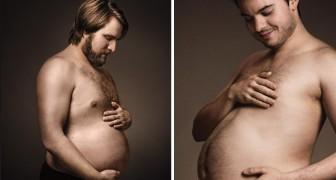 Uomini incinti di birra: la simpatica e provocatoria campagna che ha fatto il giro del mondo