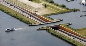 Ecco il ponte subacqueo che sembra contravvenire a tutte le leggi delle fisica