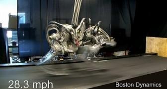 Il robot è più veloce di Usain Bolt