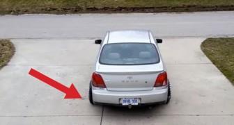 On dirait une voiture comme beaucoup d'autres, mais elle cache une fonctionnalité très utile