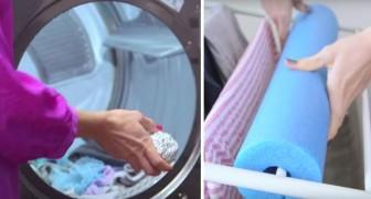La lavanderia è un incubo? Ecco 7 trucchi per fare ordine e risparmiare energie