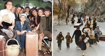 Quando gli Europei si rifugiarono in Siria: l'esodo al contrario che quasi nessuno conosce
