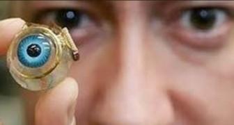 Cette rétine bionique promet de rendre la vue aux personnes atteintes de dégénérescence rétinienne