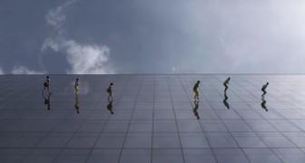 6 ballerini su un palcoscenico da brivido: le loro acrobazie sono spettacolari