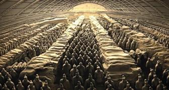 Het 8000 Man Sterke Chinese Terracottaleger Stelt Onderzoekers Nog Steeds Voor Raadsels