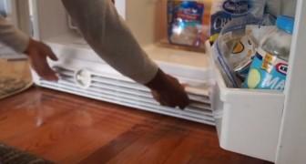Voici ce qu'il faut faire une fois par mois pour garder le réfrigérateur et la cuisine PROPRES