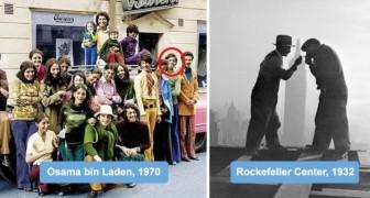 Un siècle d'histoire en 20 images presque inconnues, mais pleines de sens