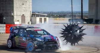Ken Block - Need For Speed
