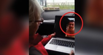 He sends a video message to his mother --- What a touching surprise!