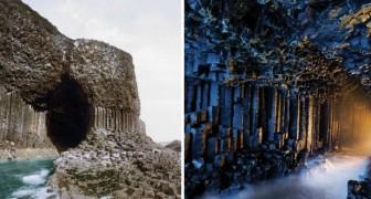 Scoprite la spettacolare grotta marina che ispirò scrittori, pittori e musicisti di tutto il mondo