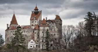 In vendita il castello del Conte Dracula: un gioiello affascinante e misterioso