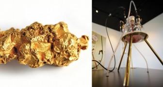 Ricavare oro purissimo dai batteri: ecco il progetto che unisce arte, scienza e alchimia
