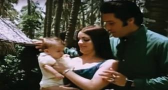 Privémomenten uit het leven van Elvis: hier volgen een aantal exclusieve beelden van Elvis... buiten de schijnwerpers!