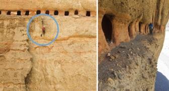 Les  mystérieuses Caves du Ciel  : des galeries presque inaccessibles qui gardent encore beaucoup de secrets