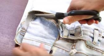 Começa a cortar os bolsos do jeans: uma roupa que todas as futuras mães devem ter!