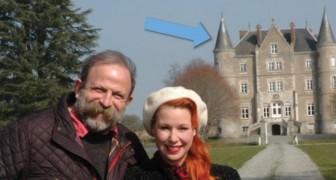Follie immobiliari: una coppia vende un bilocale a Londra e riesce a comprare un CASTELLO in Francia.