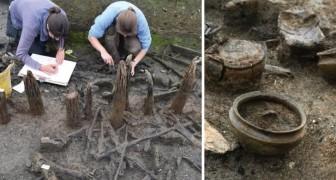 Scoperta in Inghilterra la Pompei delle paludi, un villaggio dell'età del bronzo resistito al tempo