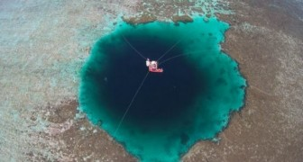 Dragon Hole in the China Sea is now the world's deepest blue hole!