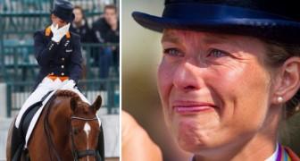 L'histoire touchante d'une athlète qui a quitté les Jeux Olympiques pour sauver son cheval.