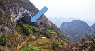 Diese Grotte beherbergt ein Dorf von Höhlenbewohnern... die die chinesische Regierung verschwinden lassen will