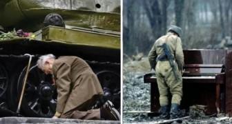 12 foto di momenti del passato che non possono non lasciarci impietriti