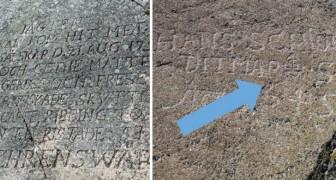 Misteriose incisioni sugli scogli finlandesi: ecco le firme che hanno lasciato i marinai medioevali