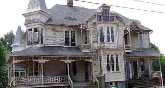 Ein unbewohnbares Haus aus dem Jahre 1887 wird wieder zu altem Ruhm geführt... Es ist wunderschön!