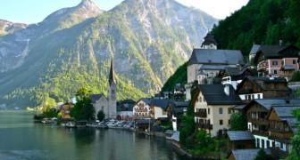 Dieses entspannte österreichische Dörfchen versteckt einen der beunruhigendsten Orte