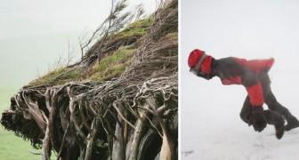 Tornado, jet stream e correnti glaciali: ecco alcuni dei luoghi più ventosi del pianeta