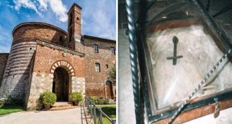 Het Zwaard Dat Vastzit In De Steen? Ja, Het Bestaat Echt En Is Te Vinden In Een Prachtige Italiaanse Kerk