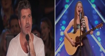 A small 12-year-old girl --- sends the audience into a frenzy!