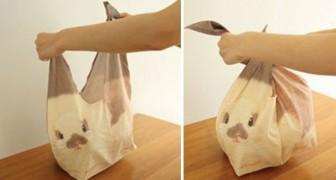 Pratiche e divertenti: queste sacche ti aiutano a mantenere l'ordine... e a sorridere!