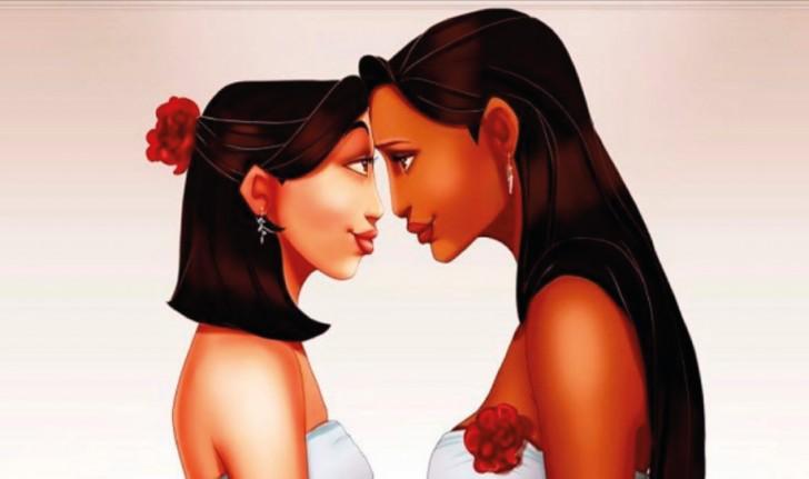 La disney pensa al primo cartone animato con una principessa
