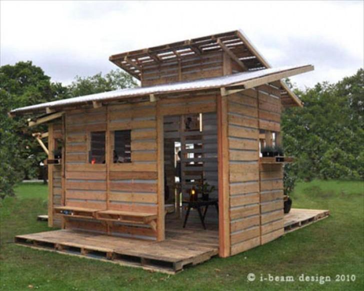 Costruire una casa in legno da soli