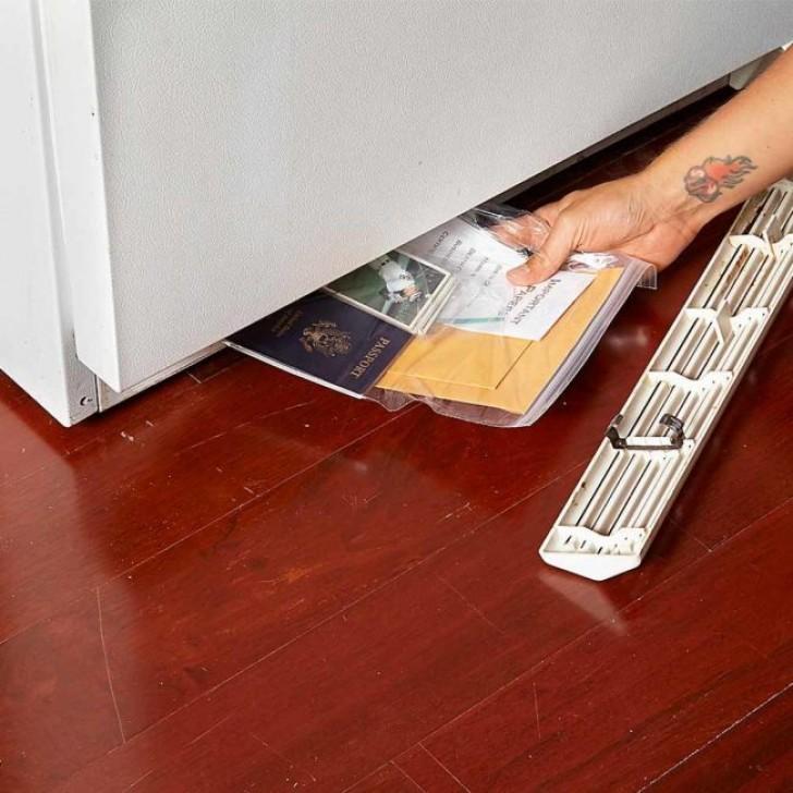 18 luoghi infallibili in cui nascondere i vostri oggetti - Nascondigli segreti in casa ...