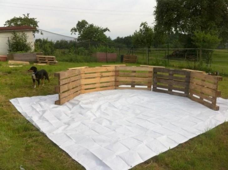 Come costruire una piscina funzionante in giardino - Come costruire una piscina ...