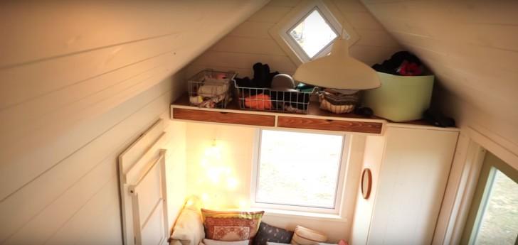 La loro casa stata costruita in 40 giorni ma quando la for Piccola casa efficiente