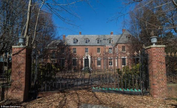 Una Villa Abbandonata Viene Riaperta Dopo 40 Anni Un