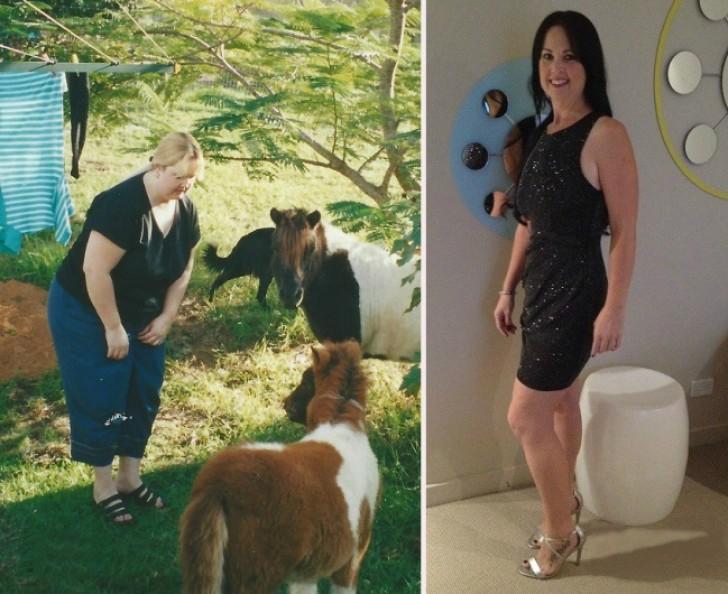 Come perdere il peso, ma tenere un fondo