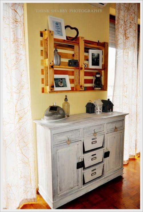 Dentro e fuori casa alcune idee per arredare con stile - Costruire una cucina con materiali di recupero ...